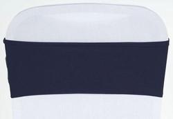 Navy Blue Spandex