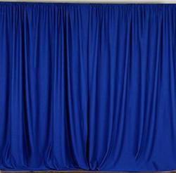 Polyester Royal Blue