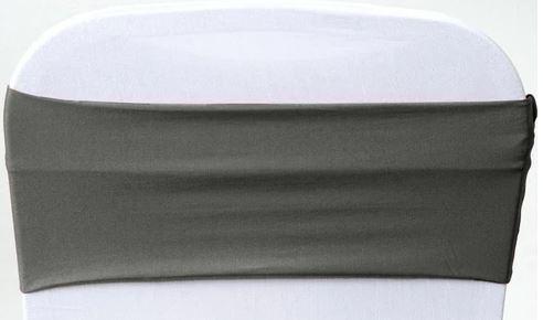 Charcoal Gray Spandex