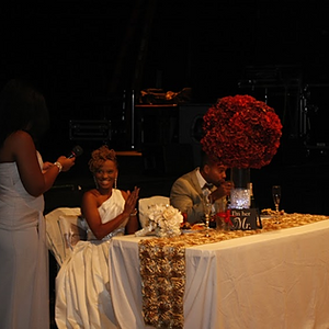 Mr. & Mrs. Grant Reception