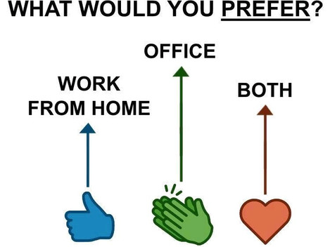 2020 is Over... What's your preferred working mode for 2021?