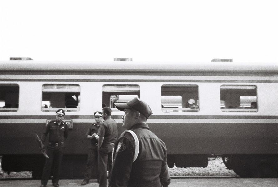 Train to Kanchanaburi III