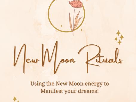 New Moon Manifestation Rituals