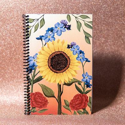 Notebook/Journal- Dreamers Eye Designs Original