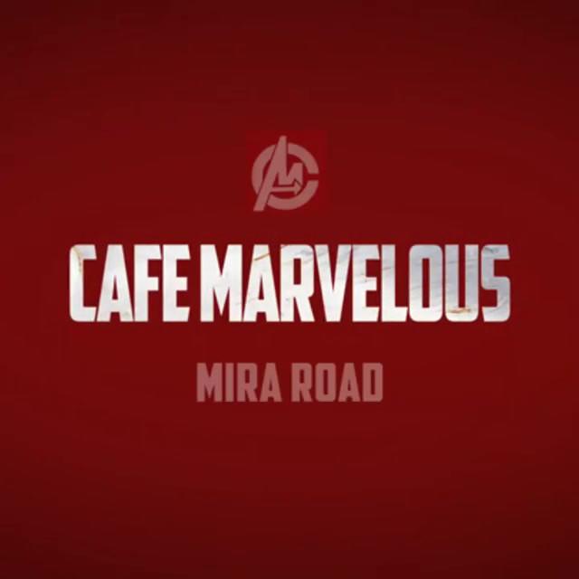 Cafe Marvelous Intro Teaser