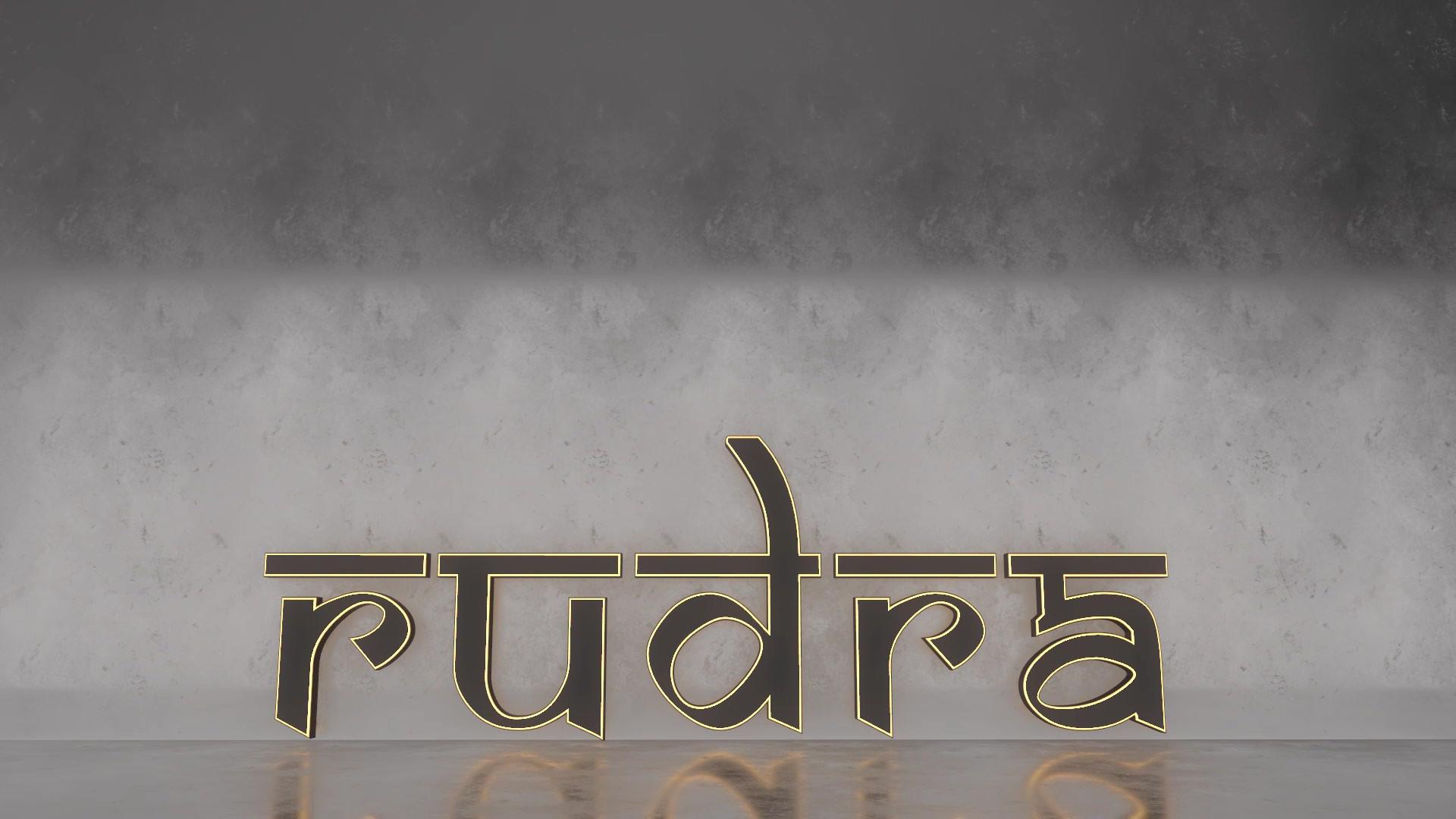 Team Rudra Intro