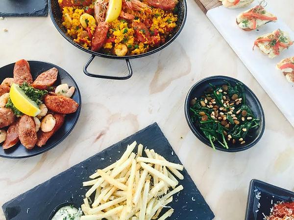 Spanish Paella Catering
