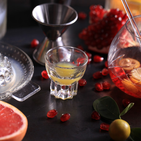 TIP 1 // The 1940s COCKTAIL PARTY