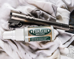 CLP FrogLube Gun Care Gun Cleaning