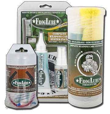 FrogLube Cleaning Kit