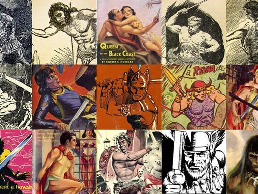 As Diversas Representações de Conan em Todas as Mídias | Parte 1