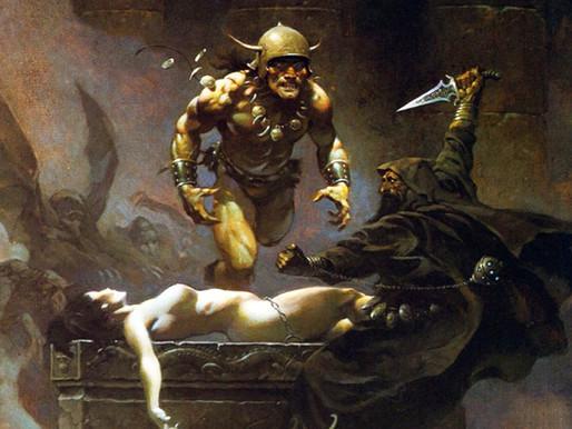 Robert Howard & Conan #8 - O Colosso Negro