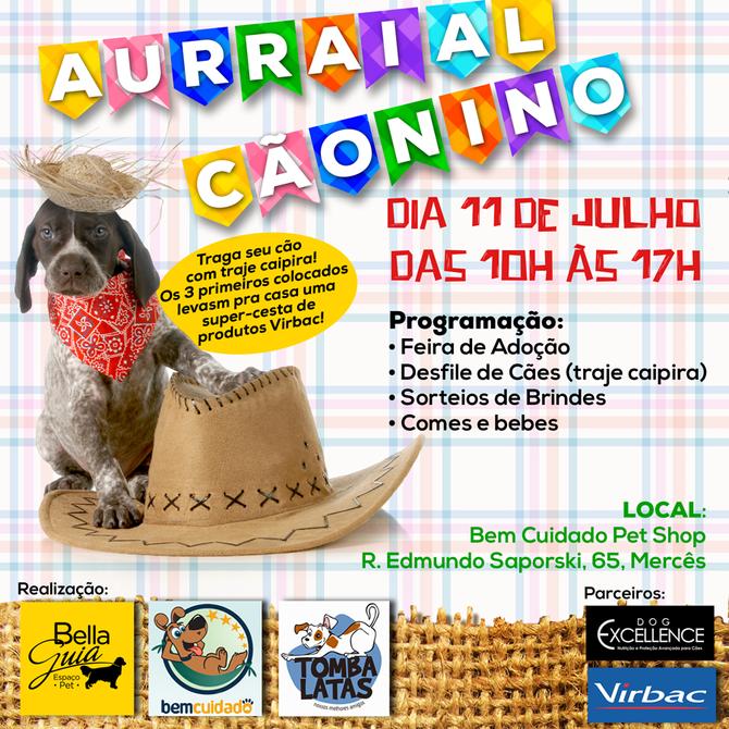AURAIAL CÃONINO!