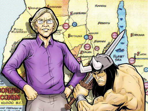 ENTREVISTA EXCLUSIVA - Roy Thomas fala ao Fórum Conan! / EXCLUSIVE INTERVIEW - Roy Thomas