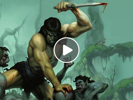 Vídeo - Os Vermes da Terra - Ficção Weird