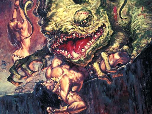 Robert Howard & Conan #10 - Xuthal do Crepúsculo