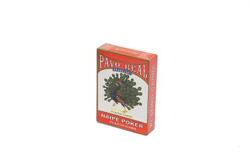 NAIPE POKER PAVO REAL 2790173