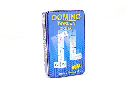 DOMINO DD9 LATA 2750021