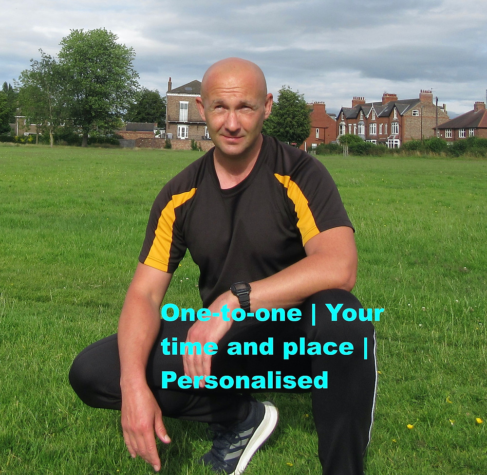 Photo of Graham Kavanagh at Graham Fit Personal Training