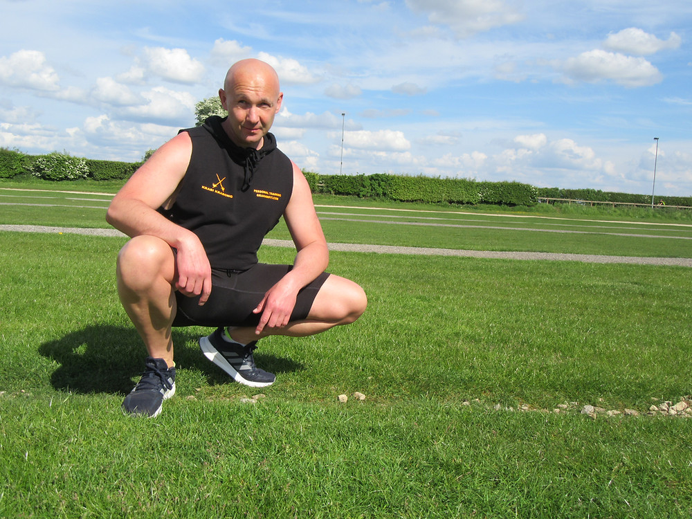 Graham Kavanagh of Graham Fit Personal Training