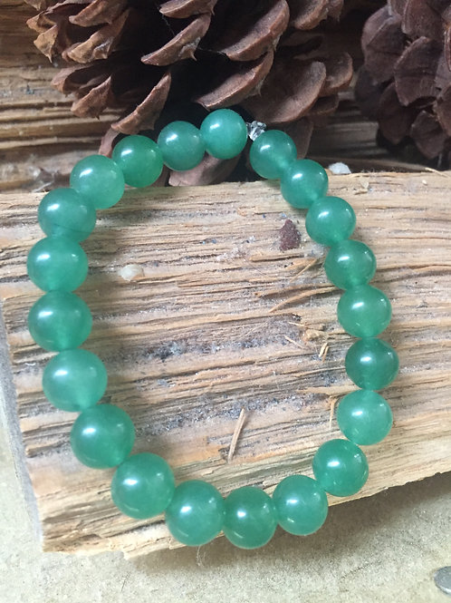 Aventurine ~ Money Magnet ~ Crystal Bracelet
