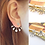 Thumbnail: Moon Phases Jacket Earrings