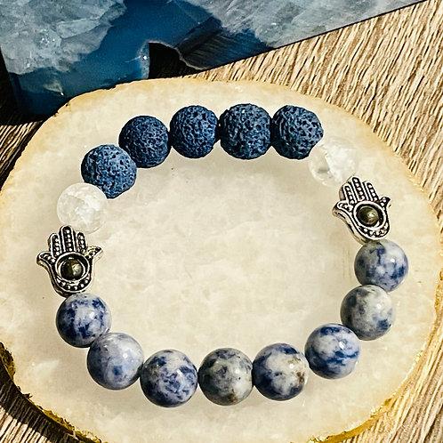 Sodalite ~ Protection ~ Bracelet
