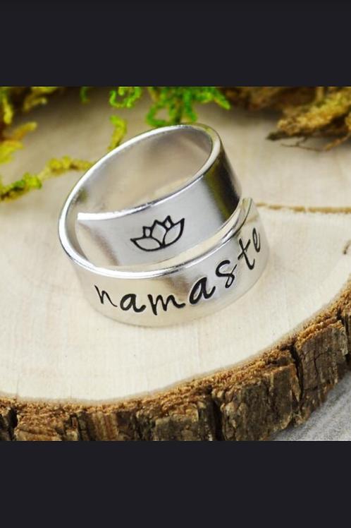 Namasté Ring