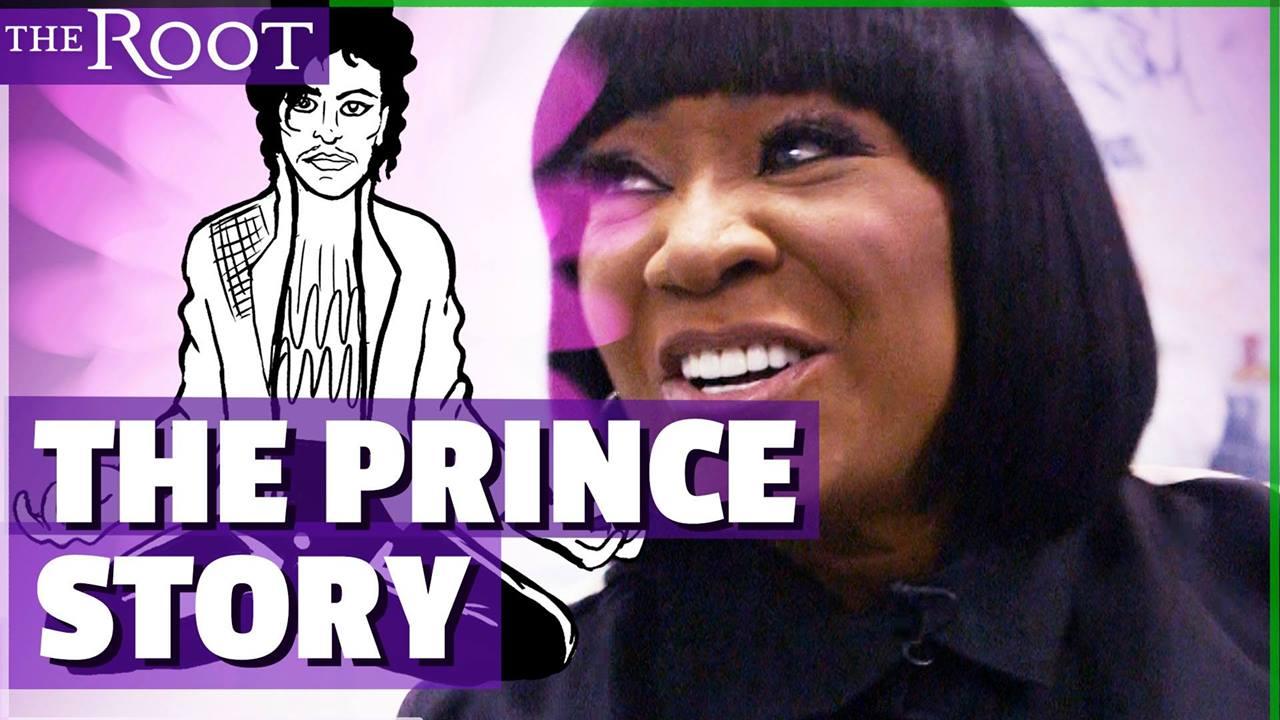 Patti LaBelle's Prince Story