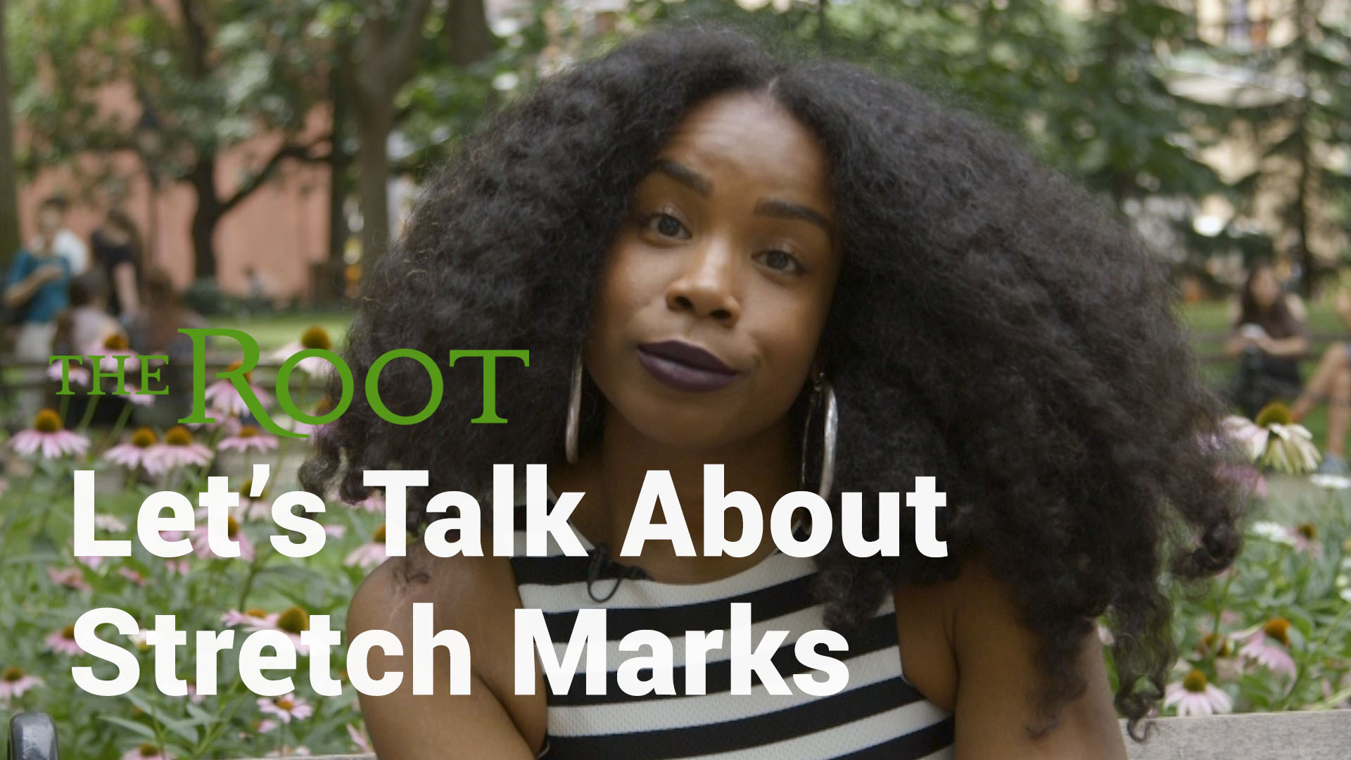 Let's Talk About Stretch Marks