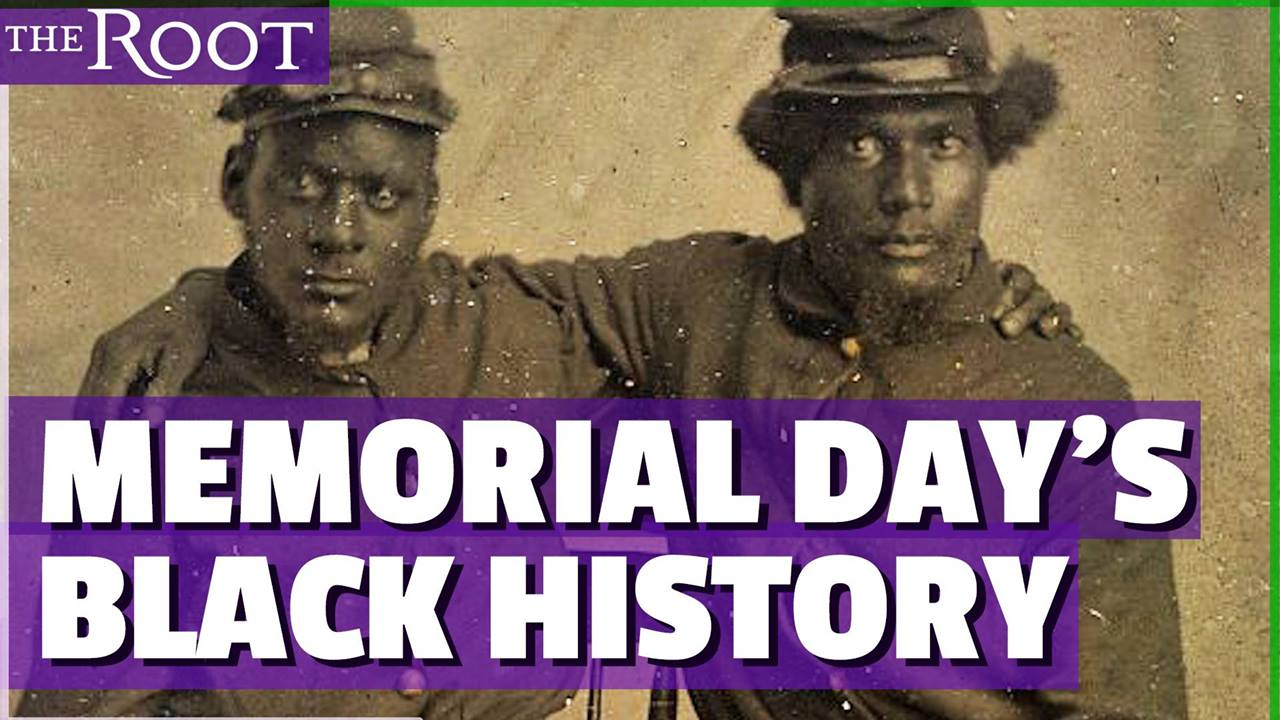 The Black History of Memorial Day