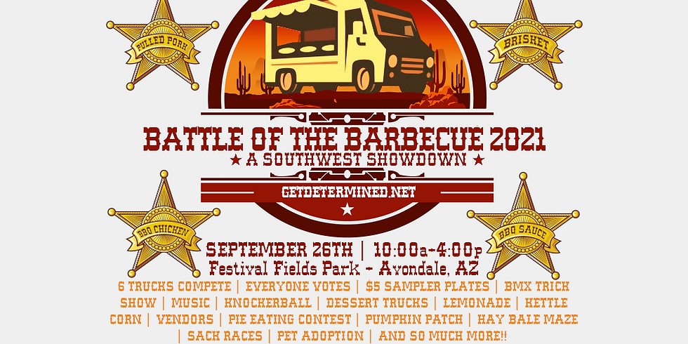 4th Annual Battle of the Barbecue 2021