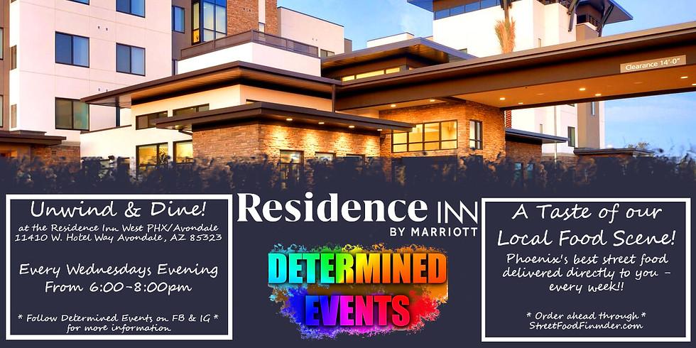 Unwind & Dine at the Residence Inn - Avondale