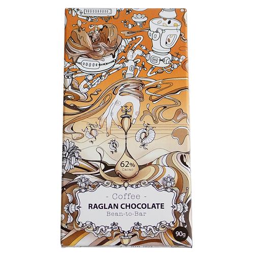 Coffee Chocolate      62%         90g