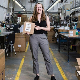 Camilla Marcus-Dew - Co-Founder of The Soap Co