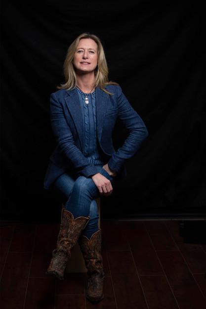 Caroline Rowland - Founder of Egoli Media