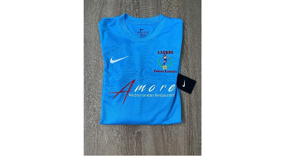 Nike Park VI Training Shirt - Amore Sponsor (Long Sleeve)