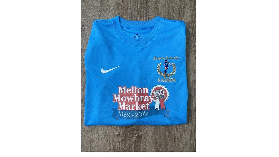 Nike Park VI Training Shirt - MM Markets Sponsor (LS) (without tags - used) u