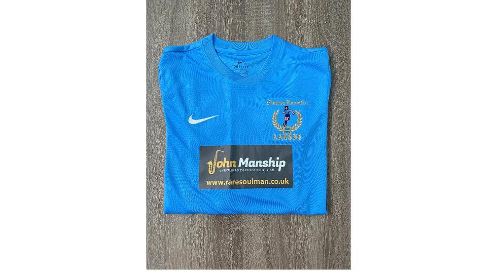Nike Park VI Training Shirt - John Manship Sponsor (Long Sleeve)