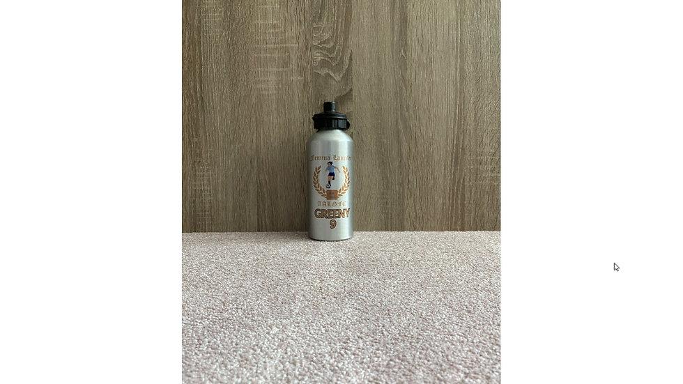 Water Bottle (600ml) (Personalised)