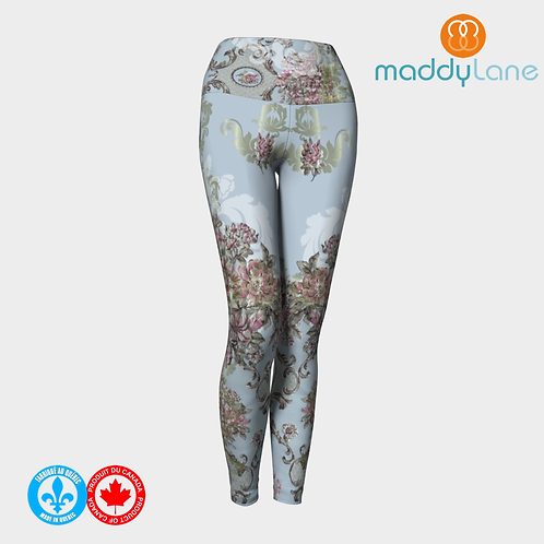 Long Yoga Pants / La Marquise