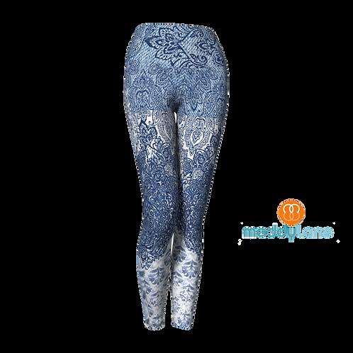 Long Yoga Pants / La Bohème