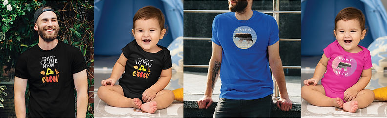 tshirt and onesie for newsletter 6 15 21