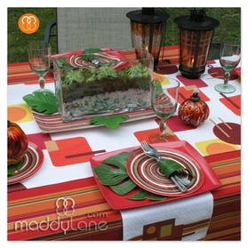 Up-cycle- DIY Stylish Outdoor Dinning Decor