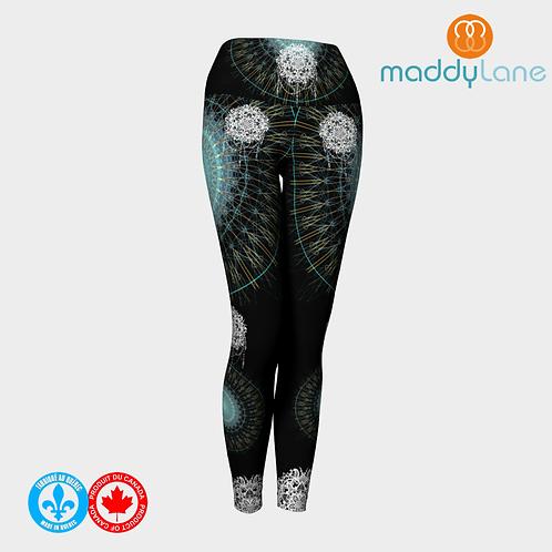 Long Yoga Pants / Roxanne