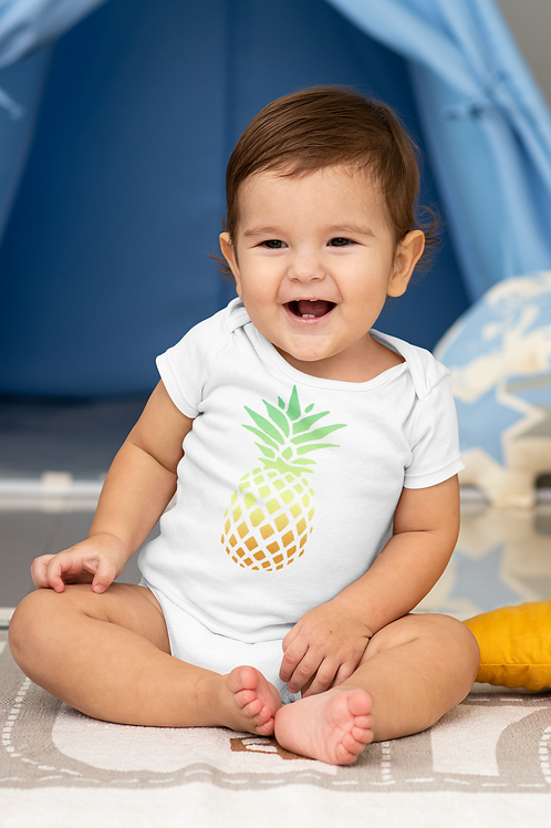 Pineapple Smiles