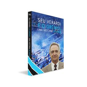 Capa do livro Seu Verardi e o Grêmio