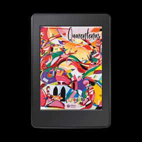 Livro Quarentenas no e-reader