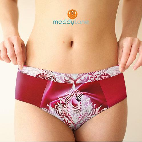 5006 Aria Hibou Mandala / Pretty Panties - Cheeky briefs