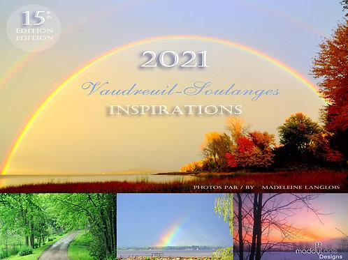 2021 Calendar by Maddylane